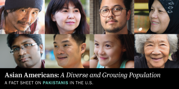 Asian Americans: A Diverse and Growing Population - Pakistanis